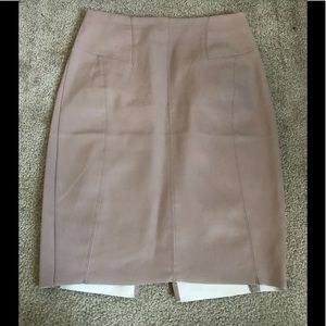 Faux leather pencil skirt, Express. Sz. 8